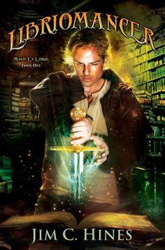 Libriomancer (Magic ex Libris #1) by Jim C. Hines - 4 stars