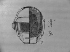 Daft Punk - Get Lucky by MadeByMV