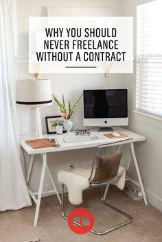 Freelancing without a contract? It may be tempting to go ahead without all the boring paperwork, but these 6 reasons will convince you why it's important for you and your clients to sign a contract before exchanging services or payment.