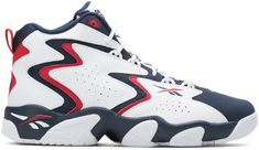 Shop the latest collection of Reebok Mens Mobius OG MU Sneaker from the most popular stores - all in one place. Ankle Sneakers, Sneakers Mode, Best Sneakers, Suede Sneakers, Slip On Sneakers, Sneakers Fashion, Sneakers Style, White Sneakers, Air Jordan