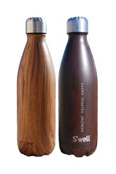 Wood grain packaging Ideas for 2019 Best Water Bottle, Water Bottle Design, Drink Bottles, Water Bottles, Bottled Water, Swell Bottle, Water Company, Packaging Design Inspiration, Wood Grain
