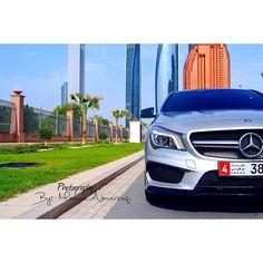 #photography of #Mercedes #Mercedes_CLA #CLA_amg #Amg #Mercedes_AMG #abudhabi #myabudhabi #emirates_palace #uae #cars #luxury #nailed_it #cool #by #manaa_almarzoqi #manaa_marzoqi #canon #eos_1000d #camera #like #share #comment #amazing #just_like #life  . . . تركت مسآإئي خلفي بمآإ يحملہ من ضجہ وبدأت صبآإحي بـ إبتسآإمہ رآإئعہ لأروآإح أحببتہآإ صبآإحك بسمہ ..  by manaa_marzoqi
