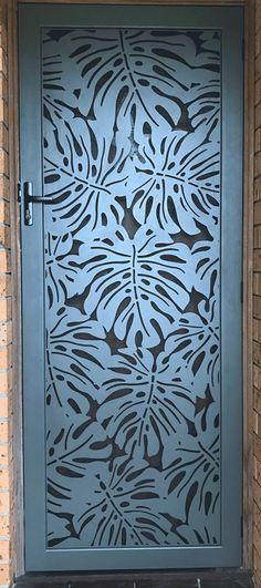 Decorative Security Screen Doors decoview hinged decorative security screen doors | laser cut doors