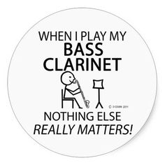 When I play Bass clarinet nothing else matters Clarinet Humor, Bass Clarinet, Music Memes, Music Humor, I Love Bass, Marching Band Memes, Brass Instrument, Band Rooms, Music Stuff