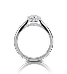 Harmony Brilliance Diamond Ring | Boodles