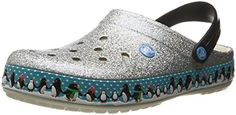 crocs Unisex Crocband Penguins Clog Mule Oyster 7 US Men  9 US Women >>> Read more reviews of the product by visiting the affiliate link Amazon.com on the image.