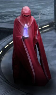 "'Imperial Guard' ""Star Wars: Episode VI - Return of the Jedi"", 1983"