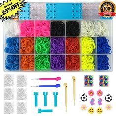 Kiserena Upgrade Loom Kit now back in stock in Amazon. Limited stocks available. Order yours today!.. https://www.amazon.com/dp/B00JEPCRYE/ref=cm_sw_r_pi_dp_x_f48PxbSKM16ZQ