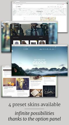 WP Theme Of the Day #225 – Geode – Elegant eCommerce Multipurpose Theme