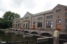 Woudagemaal in Lemmer. Leukste uitje van Friesland 2014. Museum met 3 D-presentaties.