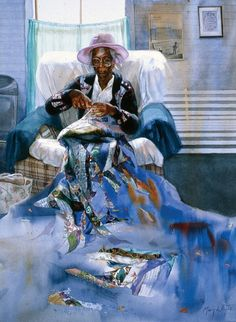 Inspiring Art works from artwork inspiration american art Art And Illustration, Illustrations, African American Artwork, Art Africain, Art Pictures, Photos, Black Artwork, Wow Art, Afro Art
