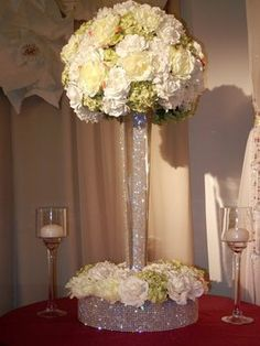 Bridal Shower Centerpieces (10) $2500.
