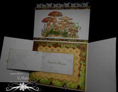 CraftEMarie: Nature Multi Fold Card