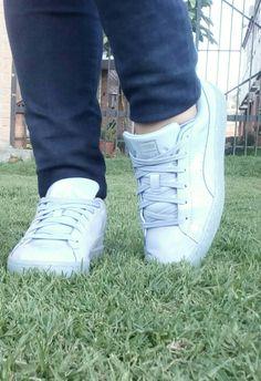separation shoes 33c56 8282d Julieth Muñozzapatos · Puma basket color lavendar lust para mujer