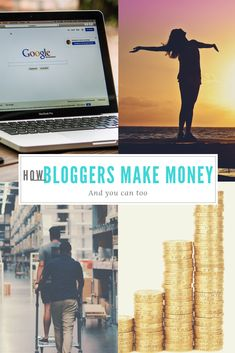 Want to know how we as bloggers actually make money? We tell it all in our latest post! Get Rich Quick Schemes, Way To Make Money, How To Make, Gardening Books, Business Pages, Pinterest For Business, How To Get Rich, Goods And Services, When Someone