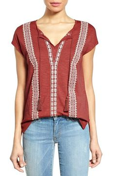 Short sleeve tops are both cute and comfortable! They are great for a range of different trips!