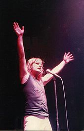 """Ozzy Osbourne - """"No Rest For The Wicked"""" Tour Sacramento August 5, 1989 (18.50)"""