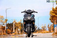 Yamaha NVX 155 độ monoshock độc đáo hàng đầu tại Việt Nam   Xe độ   Xe & Đời sống Aerox 155 Yamaha, Golf Bags, Motorcycle, Motorcycles, Motorbikes, Choppers