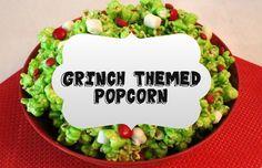 Grinch Themed Popcorn is Here! – Chelsea Crockett