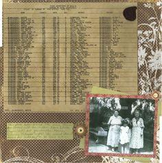 Idea using old records
