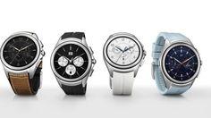Ya tenemos los relojes que todos estabamos esperando!!!! Los LG Android smartwatch funcionan con conectividad 4G, 3G, Wi-Fi y Bluetooth. Entenderemos la conectividad desde nuestras muñecas!!