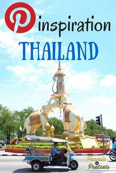 Thailand Pics that are Sure to Inspire Your Wanderlust - Our Travel Pinspiration - Peanuts or Pretzels