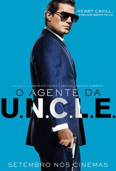 """O Agente da U.N.C.L.E."" (The Man From U.N.C.L.E. - 2015)"