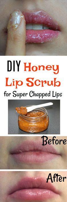 1 tbsp brown sugar  a dash of honey  1 tsp coconut oil  a few drops of vanilla essence via @styletips1o1