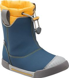 A rainboot they'll want to wear every day, and that's okay—it's so lightweight, breathable, flexible and fun there's no reason not to. | Encanto Waterproof Boot for Little Kid | KEEN Footwear