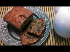 Budin de ciruelas y nueces - YouTube Bake Sale, Banana Bread, Make It Yourself, Breakfast, Desserts, Food, Youtube, Recipes, Breads