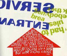 Corita Kent, Somebody Had To Break The Rules, 1967