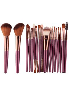 GET $50 NOW | Join Zaful: Get YOUR $50 NOW!http://m.zaful.com/18pcs-multifunctional-facial-makeup-brushes-set-p_300045.html?seid=2776923zf300045
