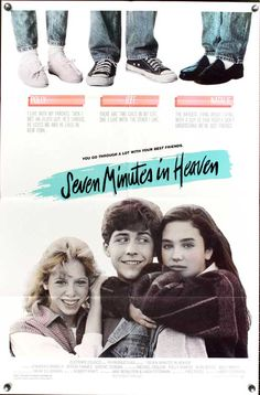 1985's Seven Minutes in Heaven movie poster