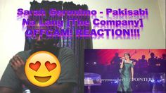 Sarah Geronimo - Pakisabi Na Lang [The Company] OFFCAM! REACTION!!!