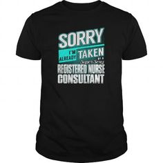 I Love  Best Registered Nurse Consultant - Super Sexy-front Shirt T-Shirts