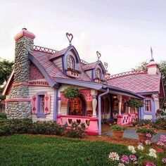 Candy House in Iowa