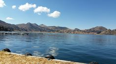 Lago Titicaca, La Paz Bolivia