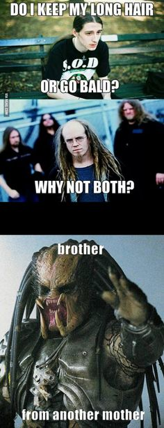 Brother from another mother