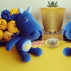 Crochet Dinosaur 🐉 (Posts by GXart Paper) Crochet Dinosaur, Baby Dolls, Dinosaur Stuffed Animal, Twitter, Paper, Blog, Dolls