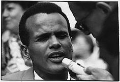 """On June 20, 1960 Harry Belafonte won an Emmy Award for his special """"Tonight with Harry Belafonte"""" and became the first African American to win an Emmy Award. #TodayInBlackHistory"""