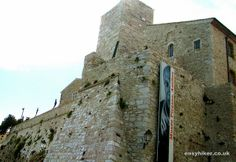 Picasso Museum in Antibes - French Riviera  http://easyhiker.co.uk/beaches-and-billionaires-of-antibes/