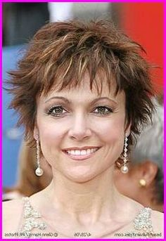 Modern Haircuts for Women over 50 with Extra Zing short+shaggy+haircut+for+older+womenshort+shaggy+haircut+for+older+women Short Shaggy Haircuts, Shaggy Short Hair, Modern Short Hairstyles, Haircuts For Fine Hair, Very Short Hair, Modern Haircuts, Trendy Haircuts, Pixie Haircuts, Fashionable Haircuts