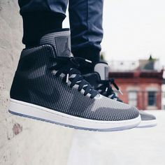 The second colorway of the Air Jordan 4Lab1 drops tomorrow. Who's coppin?
