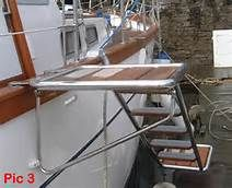 boat boarding ladders - Yahoo Canada Image Search Results