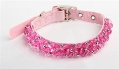 FabuCollar - Comes in 3 different collars. Fabulous & Available at http://doggyinwonderland.com/item_1644/FabuCollar--Comes-in-3-different-collars.htm