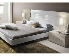 Composición Dormitorio Moderno 60