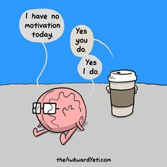 Coffee's influence on how your day will go