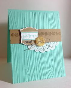 Mayra Stamps: Label Lovely in Coastal Cabana