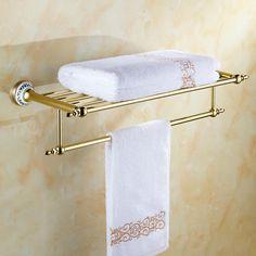 Inspirational Self Adhesive Bath towel Bar