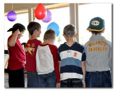 Dangerous Party Games your Child Must Avoid #partys #parties